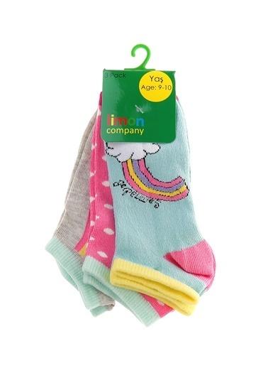 Limon Company Spor Çorap Pembe